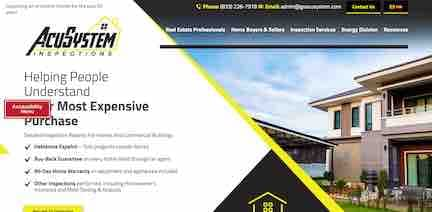 AcuSystem - Home Inspection Co Tampa