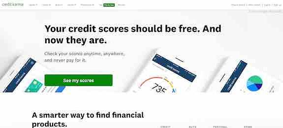 Free Credit Report Credit Karma